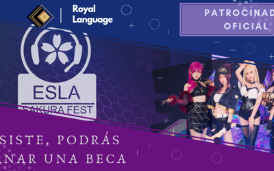 ESLA Sakura Fest Tepic Junio 2019 | Royal Language Tepic