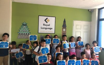 Curso De Verano Bilingüe En Tepic 2019 | Royal Language